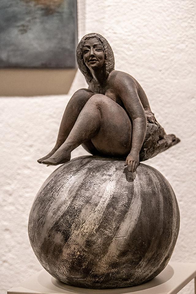Monique Dégluaire - Sculpture 3