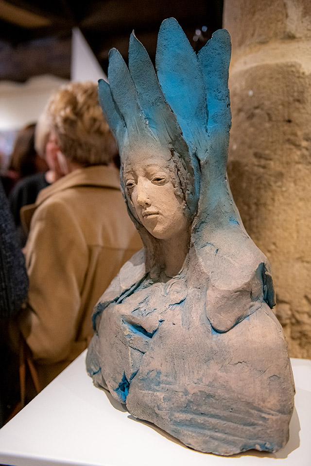 Monique Dégluaire - Sculpture 4