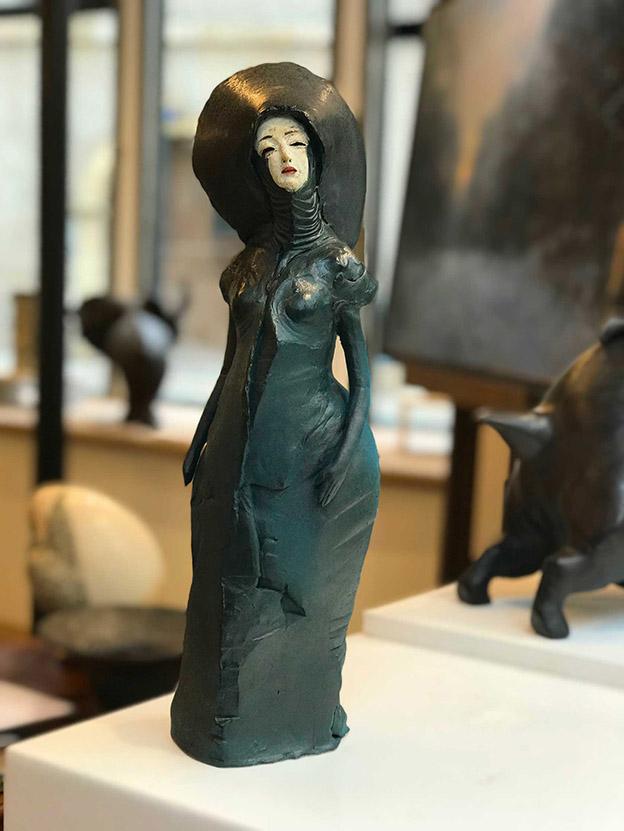 Monique Dégluaire - Sculpture 5