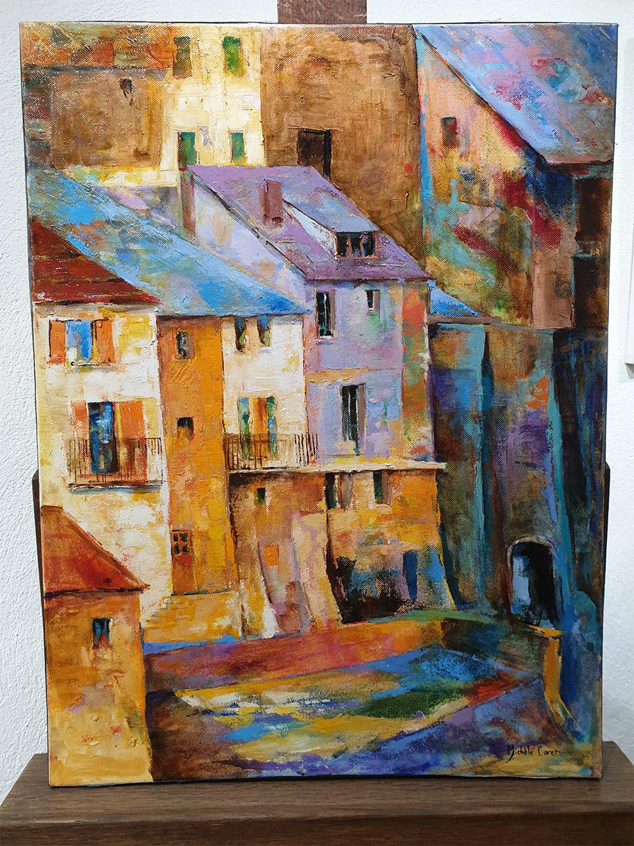 Michele Carer Toile 1