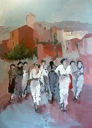 Marie Ecochard - toile 5