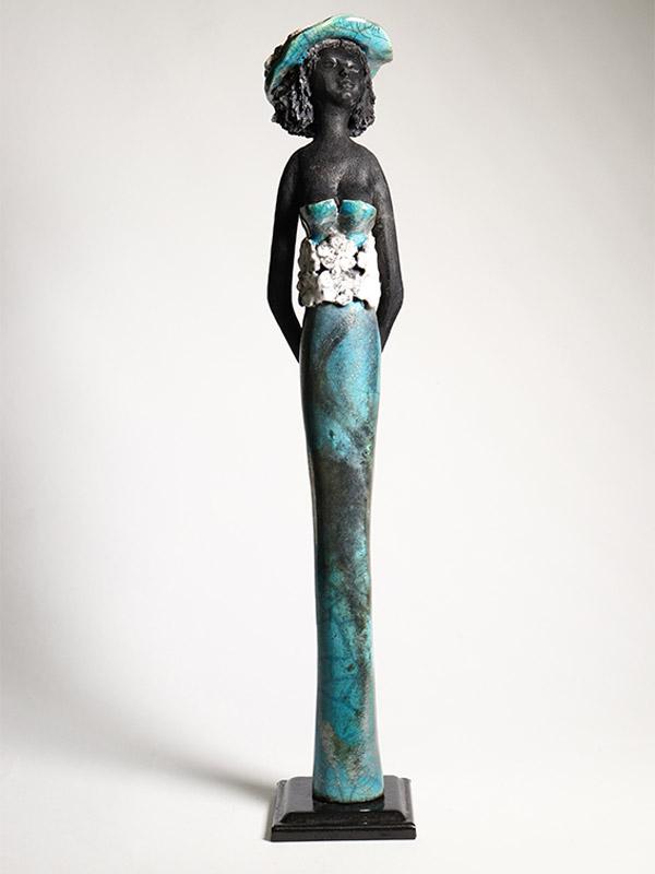 Christine Lavoute sculptrice