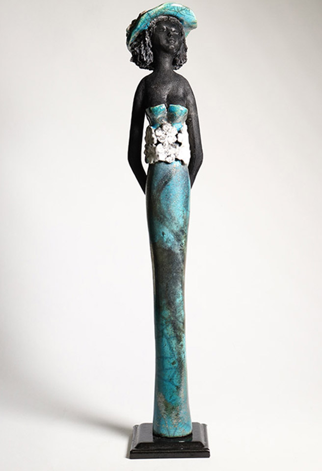 Christine Lavoute sculpture 2