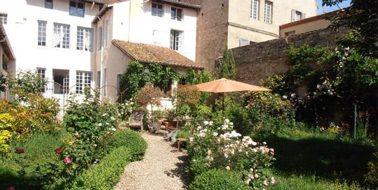 la maison tupinier à Cluny