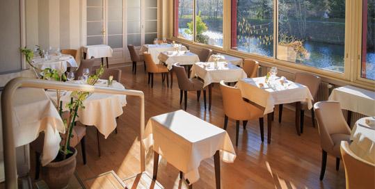 Restaurant l'Hostellerie d'Héloise à Cluny