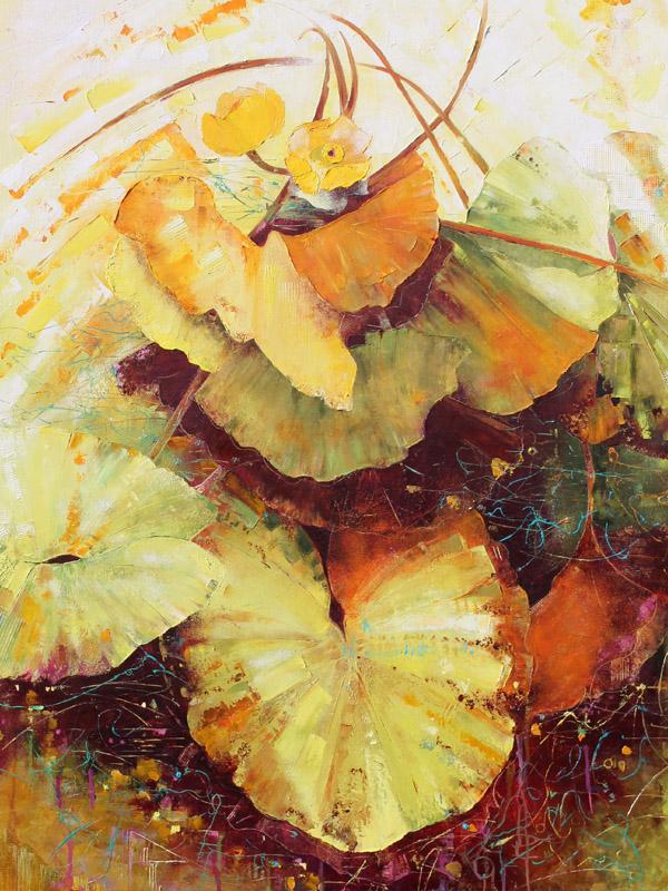 Nadine Pillon peintre
