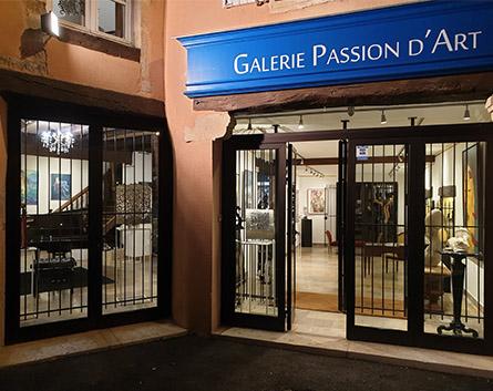 Galerie passion dart