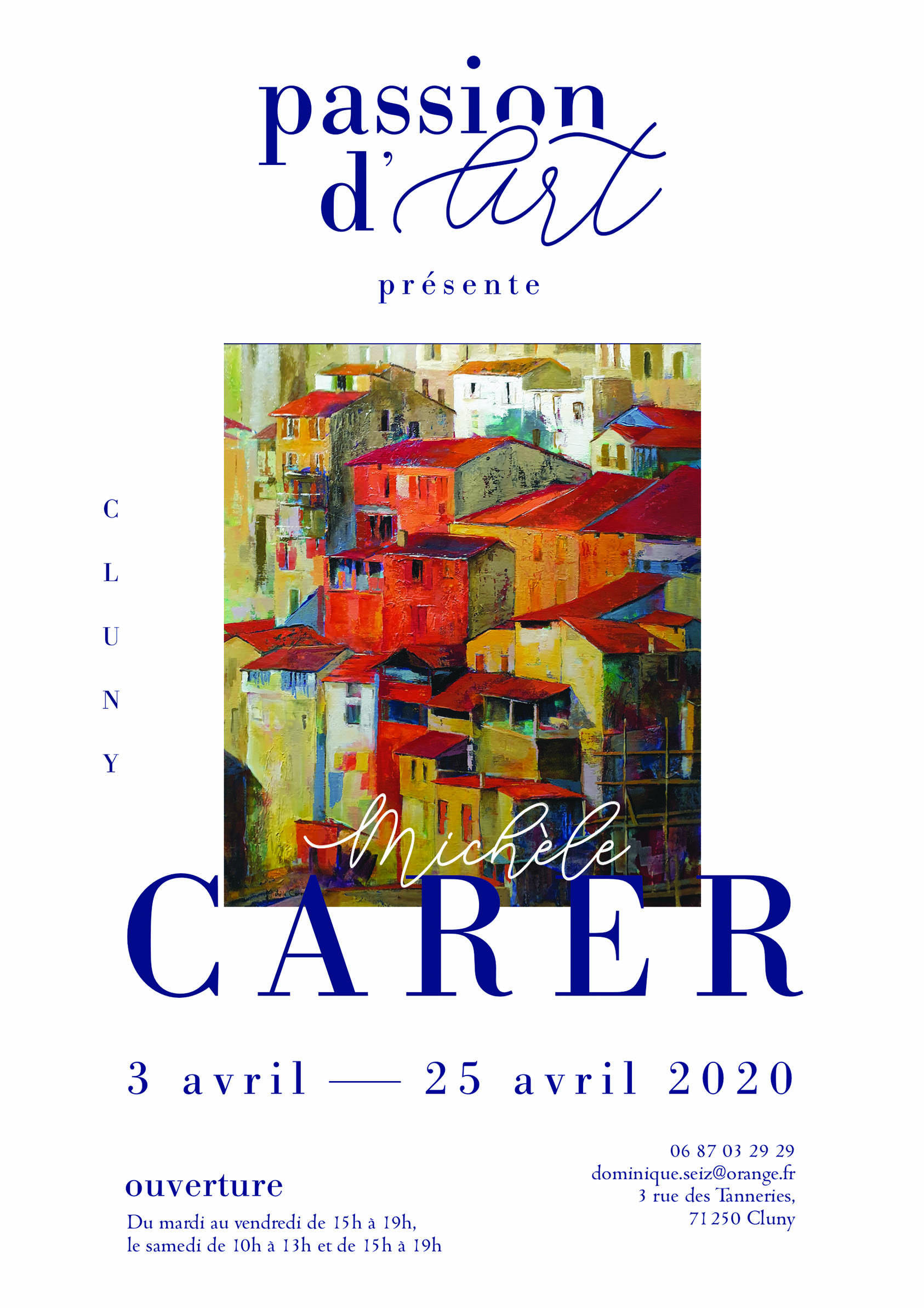 EXPOSITION MICHELE CARER
