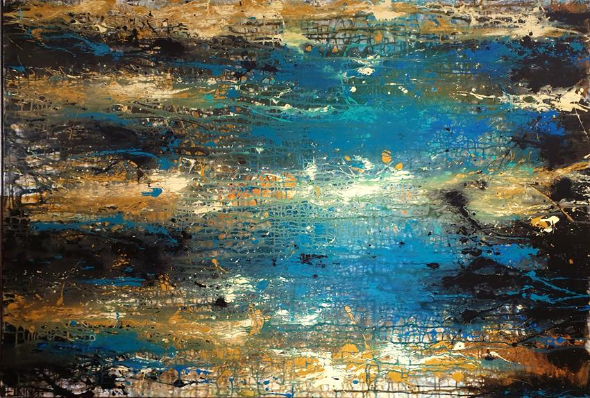 Acrylique sur toile 4900€